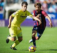 SD Eibar vs Villarreal CF