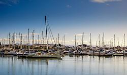 The marina at Pwllheli, North Wales, UK<br /> <br /> (c) Andrew Wilson   Edinburgh Elite media