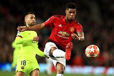 Manchester United v Barcelona 10 April 2019