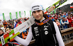 HRGOTA Robert, SSK Velenje, SLO  during Flying Hill Team Second Round at 4th day of FIS Ski Flying World Championships Planica 2010, on March 21, 2010, Planica, Slovenia.  (Photo by Vid Ponikvar / Sportida)