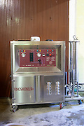 vinosmoseur reverse osmosis unit chateau le bourdillot graves bordeaux france