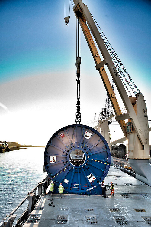 Hartlepool - JDR cables - for Annual Report
