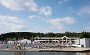 Poznan, POLAND. 2015 FISA European Rowing Championships. Venue, Lake Malta. Friday 29.05.2015. [Mandatory Credit: Peter Spurrier/Intersport Images]