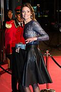 Viering  van de 75ste verjaardag van Pieter Van Vollenhoven in het Beatrix theater, Utrecht<br /> <br /> Celebrating the 75th anniversary of Pieter Van Vollenhoven in the Beatrix Theater, Utrecht<br /> <br /> Op de foto / On the photo:  Prinses Aimee /  Princess Aimee