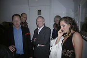 Natasha Corrett, Hunter S Thompson: Gonzo -Michael Hoppen Gallery, London, SW3, Photographs of, and by Hunter Thompson.1 February 2007.  -DO NOT ARCHIVE-© Copyright Photograph by Dafydd Jones. 248 Clapham Rd. London SW9 0PZ. Tel 0207 820 0771. www.dafjones.com.