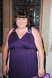 Actress CHERYL FERGUSON at the Inspiration Awards For Women held at Cadogan Hall, Sloane Terrace, London on 6th October 2010.