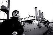 Billy Bragg in Leningrad - USSR - 1988