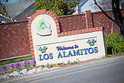 Welcome to the City of Los Alamitos Signage
