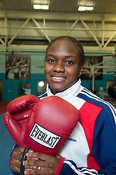 Nicola Adams, British flyweight boxer