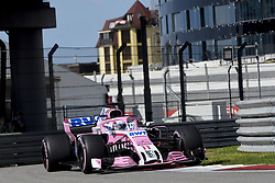 September 29, 2018 - Sochi, Russia - Motorsports: FIA Formula One World Championship 2018, Grand Prix of Russia, .#11 Sergio Perez (MEX, Racing Point Force India F1 Team) (Credit Image: © Hoch Zwei via ZUMA Wire)