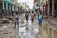 Haiti: Hurricane Matthew Aftermath In Haiti, 7 Oct, 2016