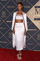 Model Jasmine Tookes at The 2017 MAXIM Hot 100 Party, produced by Karma International, held at the Hollywood Palladium in celebration of MAXIM's Hot 100 List on June 24, 2017 in Los Angeles, CA, USA (Photo by JC Olivera) *** Please Use Credit from Credit Field ***