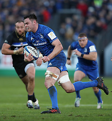 Leinster's James Ryan during the Heineken European Champions Cup, pool one match at The Recreation Ground, Bath. PRESS ASSOCIATION Photo. Picture date: Saturday December 8, 2018. See PA story RUGBYU Bath. Photo credit should read: David Davies/PA Wire. RESTRICTIONS: Editorial use only. No commercial use.