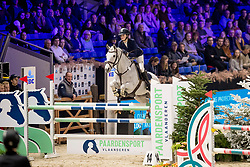 Power Katie, IRL, Ghost Rider<br /> Jumping Mechelen 2019<br /> © Hippo Foto - Sharon Vandeput<br /> 28/12/19