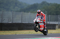 Danilo Petrucci of Italy and OCTO Pramac Racing during the MotoGP Italy Grand Prix 2017 at Autodromo del Mugello, Florence, Italy on 4th June 2017. Photo by Danilo D'Auria.<br /> <br /> Danilo D'Auria/UK Sports Pics Ltd/Alterphotos