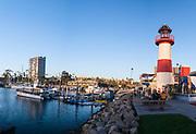 Oceanside Village Harbor