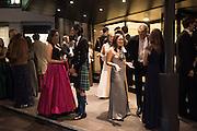 CHLOE SMITH; GEORGE HARDING-ROLLS, The Royal Caledonian Ball 2016. Grosvenor House. Park Lane, London. 29 April 2016