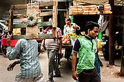 India, Old Delhi, 2017