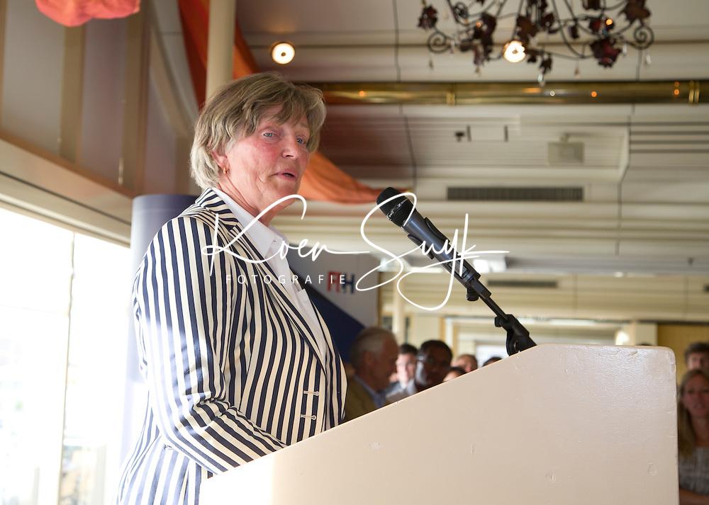 SCHEVENINGEN  (Den Haag) - Heleen Welschen  FIH bijeenkomst in het Kurhaus. . COPYRIGHT KOEN SUYK