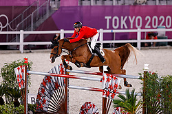 Thieme Andre, GER, DSP Chakaria, 346<br /> Olympic Games Tokyo 2021<br /> © Hippo Foto - Dirk Caremans<br /> 07/08/2021
