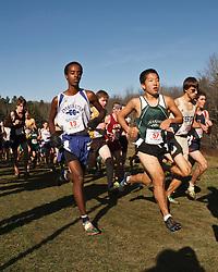 New England High School XC Championship, Barrington, Chariho