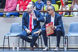June 3, 2018 - Monaco, France - Zvezdan Mitrovic (Monaco) - Olivier Basset  (Credit Image: © Panoramic via ZUMA Press)