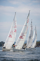 Sailing - SCOTLAND  - 26th May 2018<br /> <br /> DAY 2 Racing the Scottish Series 2018, organised by the  Clyde Cruising Club, with racing on Loch Fyne from 25th-28th May 2018<br /> <br /> Sigma 33 Fleet with GBR8856Y, Mayrise, James Miller, Helensburgh SC<br /> <br /> Credit : Marc Turner<br /> <br /> Event is supported by Helly Hansen, Luddon, Silvers Marine, Tunnocks, Hempel and Argyll & Bute Council along with Bowmore, The Botanist and The Botanist