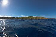 Molokini Crater, Maui Hawaii