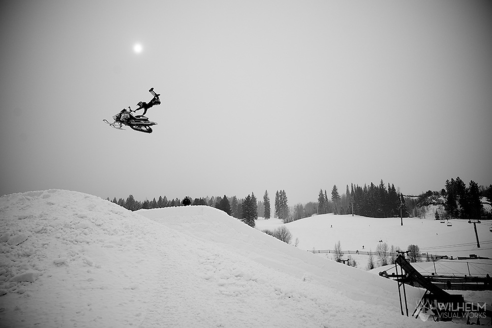 26 JAN 2010: Action from Winter X Games 14 in Aspen, CO. ©Brett Wilhelm