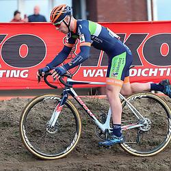 26-01-2020: Wielrennen: Wereldbeker Veldrijden: Hoogerheide <br />Stn Godrie