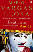 Death In The Andes, Faber and Faber front cover