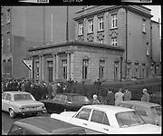 Bank Raid at Arran Quay.03/04/1970