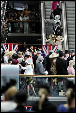 Royal Ascot Grandstand 2012