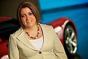 En 2010 ayudo a reposicionar a General Motors de Mexico -numero 7 en el ranking 2011 de Las 500 Empresas mas Importantes de México de la revista Expansion- en el mercado del pais y en Centroamerica, mediante una revision de sus practicas legales, asi disminuyeron el numero de demandas..Es la primera mujer en el comite ejecutivo de GM.