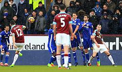 12th February 2017 - Premier League - Burnley v Chelsea - Robbie Brady of Burnley scores their 1st goal - Photo: Simon Stacpoole / Offside.