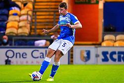 Matthew Platt of Barrow - Mandatory by-line: Ryan Crockett/JMP - 27/10/2020 - FOOTBALL - One Call Stadium - Mansfield, England - Mansfield Town v Barrow - Sky Bet League Two