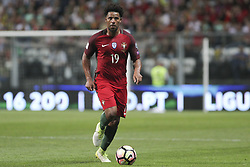 August 31, 2017 - Porto, Porto, Portugal - Portugal's defender Eliseu during the FIFA World Cup Russia 2018 qualifier match between Portugal and Faroe Islands at Bessa Sec XXI Stadium on August 31, 2017 in Porto, Portugal. (Credit Image: © Dpi/NurPhoto via ZUMA Press)