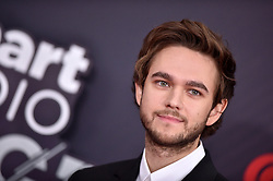Zedd attends the 2018 iHeartRadio Music Awards at the Forum on March 11, 2018 in Inglewood, California. Photo by Lionel Hahn/AbacaPress.com