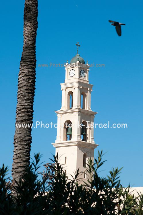 Israel, Jaffa, St Peter church and Monastery