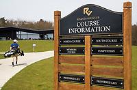 's Gravenwezel -  Antwerp International Golf & Country Club Rinkven .  Informatie, local rules, information, COPYRIGHT KOEN SUYK