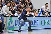 DESCRIZIONE : Beko Legabasket Serie A 2015- 2016 Dinamo Banco di Sardegna Sassari - Betaland Capo d'Orlando<br /> GIOCATORE : Federico Pasquini<br /> CATEGORIA : Ritratto Allenatore Coach Mani <br /> SQUADRA : Dinamo Banco di Sardegna Sassari<br /> EVENTO : Beko Legabasket Serie A 2015-2016<br /> GARA : Dinamo Banco di Sardegna Sassari - Betaland Capo d'Orlando<br /> DATA : 20/03/2016<br /> SPORT : Pallacanestro <br /> AUTORE : Agenzia Ciamillo-Castoria/C.Atzori
