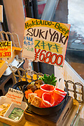 Uroko Restaurant, Otaru, Hokkaido, Japan