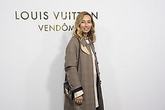 Louis Vuitton Boutique Paris opening - 2 Oct 2017