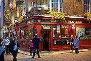 Ireland-Temple Bar, Dublin