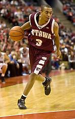 2007 U of O Basketball