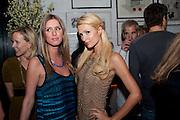 NICKY HILTON,; PARIS HILTON;  Dom PŽrignon with Alex Dellal, Stavros Niarchos, and Vito Schnabel celebrate Dom PŽrignon Luminous. W Hotel Miami Beach. Opening of Miami Art Basel 2011, Miami Beach. 1 December 2011. .<br /> NICKY HILTON,; PARIS HILTON;  Dom Pérignon with Alex Dellal, Stavros Niarchos, and Vito Schnabel celebrate Dom Pérignon Luminous. W Hotel Miami Beach. Opening of Miami Art Basel 2011, Miami Beach. 1 December 2011. .