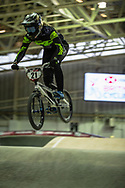 #21 (REYNOLDS Lauren) AUS during practice at the 2019 UCI BMX Supercross World Cup in Manchester, Great Britain