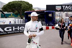 May 25, 2019 - Monte Carlo, Monaco - Motorsports: FIA Formula One World Championship 2019, Grand Prix of Monaco, ..#77 Valtteri Bottas (FIN, Mercedes AMG Petronas Motorsport) (Credit Image: © Hoch Zwei via ZUMA Wire)