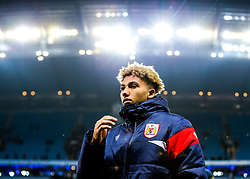 Lloyd Kelly of Bristol City comes off the pitch after Manchester City win 2-1 in added time - Rogan/JMP - 09/01/2018 - Etihad Stadium - Manchester, England - Manchester City v Bristol City - Carabao Cup Semi Final First Leg.