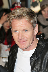 © Licensed to London News Pictures. Gordon Ramsey attends The Class of 92  World Film Premiere at The Odeon West End, Leicester Square, London on 01 December 2013. Photo credit: Richard Goldschmidt/LNP